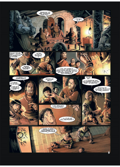 Page 4 L'assassin royal - intégrale tome 1