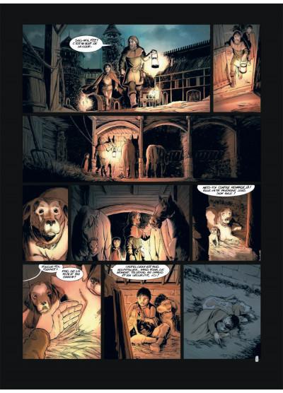 Page 5 L'assassin royal - intégrale tome 1