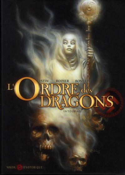 image de l'ordre des dragons - intégrale tome 0 à tome 3