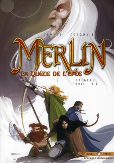 image de Merlin la quête de l'épée - intégrale tome 1 à tome 3
