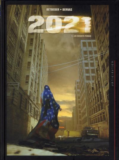 Couverture 2021 tome 1 - les enfants perdus