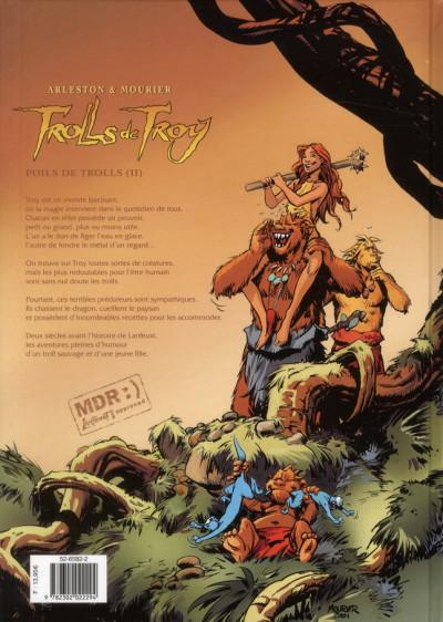 Dos trolls de troy tome 16 - poils de trolls