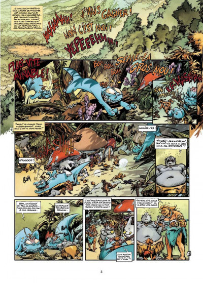 Page 1 trolls de troy tome 16 - poils de trolls