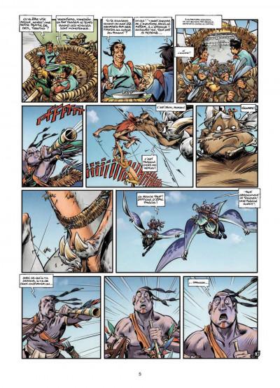 Page 3 trolls de troy tome 16 - poils de trolls