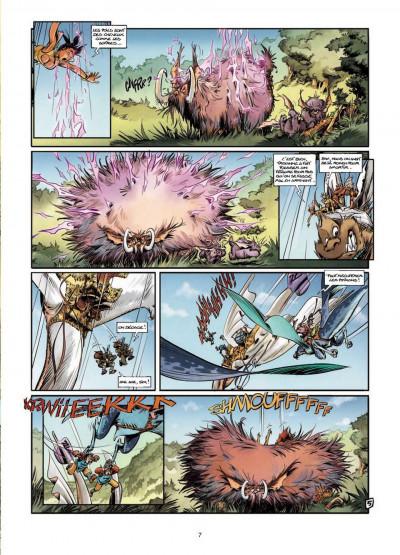Page 5 trolls de troy tome 16 - poils de trolls