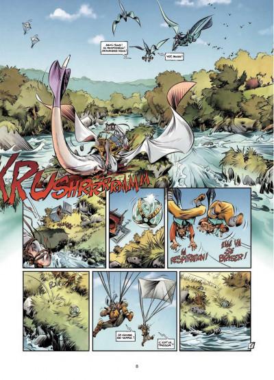 Page 6 trolls de troy tome 16 - poils de trolls