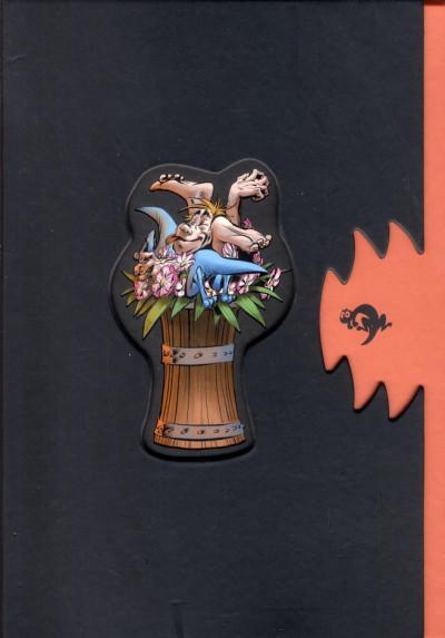 Couverture Trolls de Troy - COFFRET INTEGRALE VOL.1 - T.1 A T.4