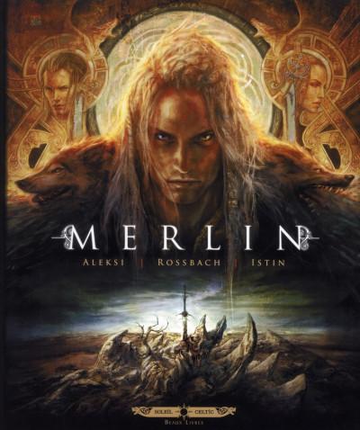 image de Merlin ; beau livre