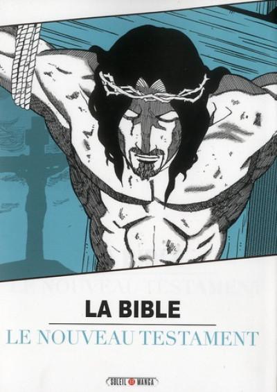 Couverture la Bible tome 2 - le nouveau testament