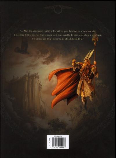 Dos Le crépuscule des dieux - Intégrale tome 2 (tome 4 à tome 6)