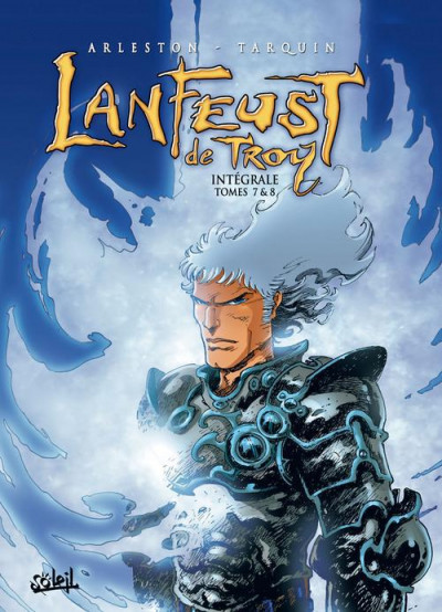 Couverture Lanfeust de Troy - INTEGRALE VOL.3 - T.7 ET T.8