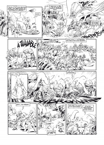 Page 4 Trolls de Troy - intégrale luxe - tome 15 et tome 16