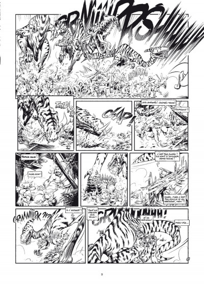 Page 5 Trolls de Troy - intégrale luxe - tome 15 et tome 16