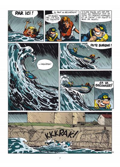 Page 5 Léo Loden T.21 - barigoule au Frioul
