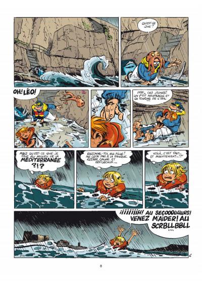 Page 6 Léo Loden tome 21 - barigoule au Frioul