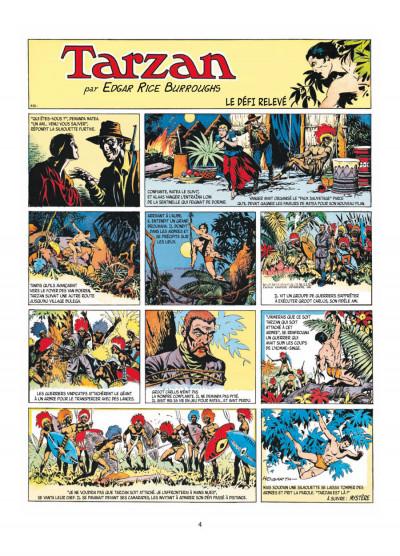 Page 2 Tarzan tome 2