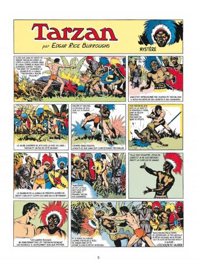 Page 3 Tarzan tome 2