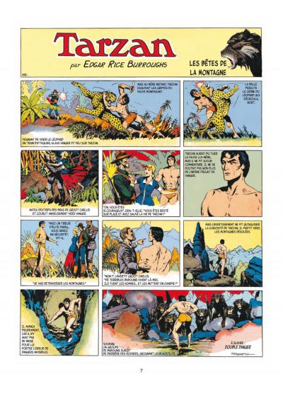 Page 5 Tarzan tome 2