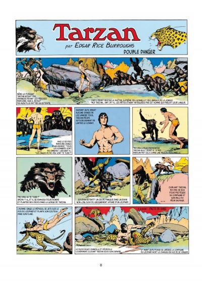 Page 6 Tarzan tome 2