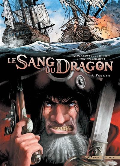image de Le sang du dragon tome 6 - vengeance