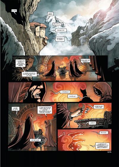 Page 1 Le sang du dragon tome 6