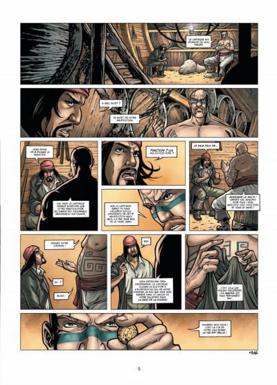 Page 3 Le sang du dragon tome 6