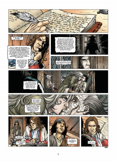Page 4 Le sang du dragon tome 6