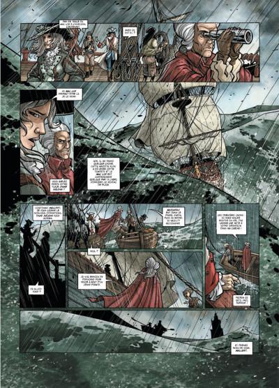Page 5 Le sang du dragon tome 6