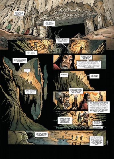 Page 6 Le sang du dragon tome 6
