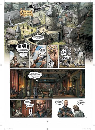 Page 1 Durandal tome 4 - la marche de Bretagne