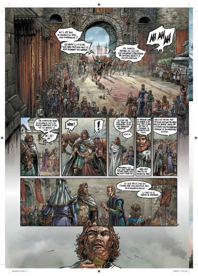 Page 2 Durandal tome 4 - la marche de Bretagne