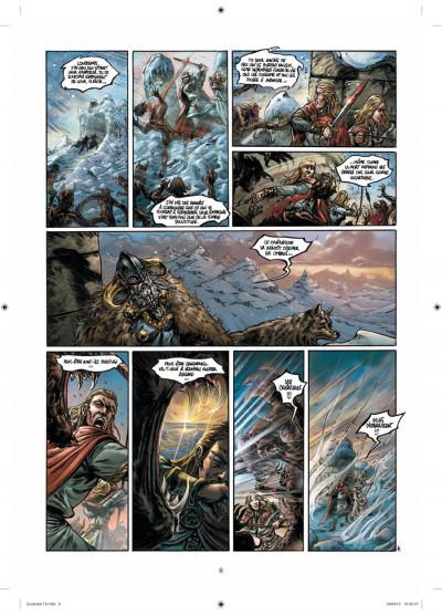 Page 4 Durandal tome 4 - la marche de Bretagne
