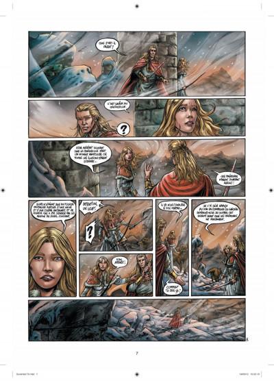 Page 5 Durandal tome 4 - la marche de Bretagne