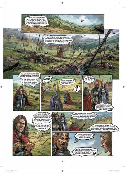 Page 6 Durandal tome 4 - la marche de Bretagne