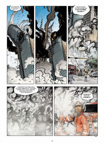 Page 4 CIA : le cycle de la peur tome 3 - la dernière minute