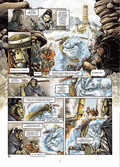 Page 2 mercenaires tome 2 - le seigneur des trois cités