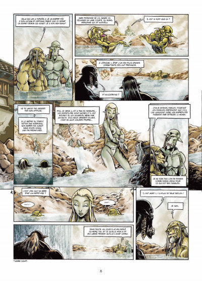 Page 4 mercenaires tome 2 - le seigneur des trois cités
