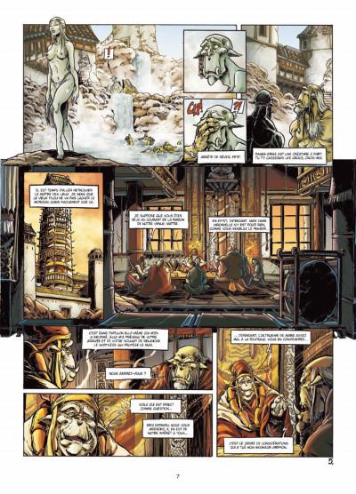 Page 5 mercenaires tome 2 - le seigneur des trois cités