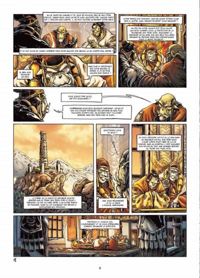 Page 6 mercenaires tome 2 - le seigneur des trois cités