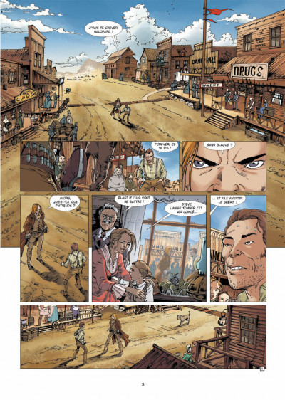 Page 1 western valley tome 2 - la culasse du diable
