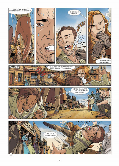 Page 2 western valley tome 2 - la culasse du diable