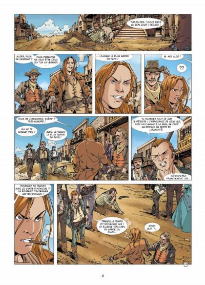 Page 3 western valley tome 2 - la culasse du diable