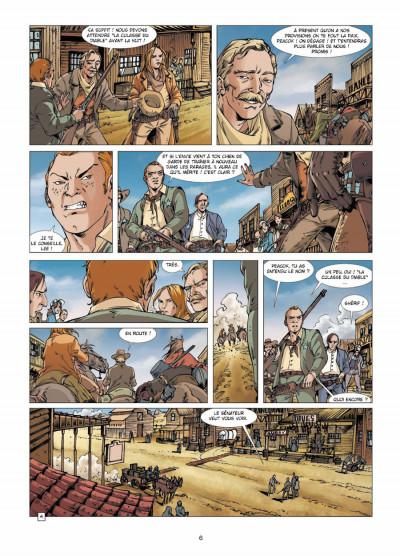 Page 4 western valley tome 2 - la culasse du diable