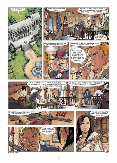 Page 5 western valley tome 2 - la culasse du diable