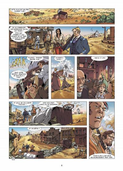 Page 6 western valley tome 2 - la culasse du diable