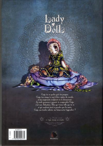 Dos Lady Doll tome 2 - une maison de poupée