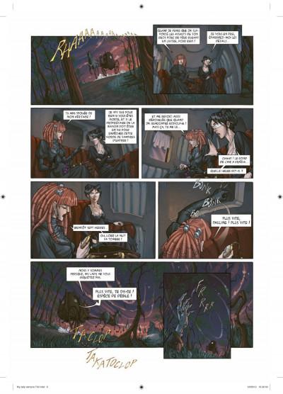 Page 5 my lady vampire tome 2 - poupée de crinoline
