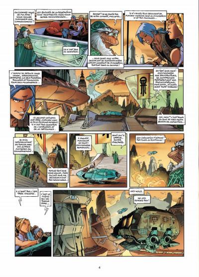 Page 2 les naufragés d'Ythaq tome 10 - Nehorf-Capitol Transit
