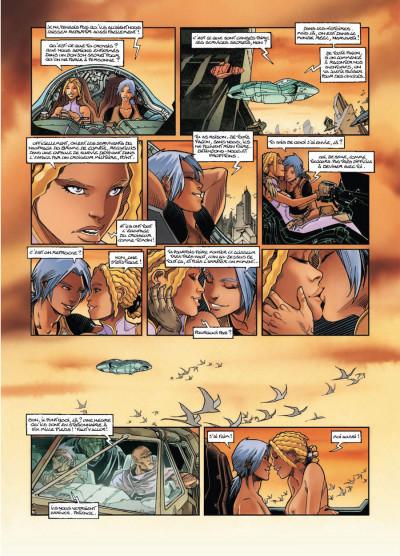 Page 3 les naufragés d'Ythaq tome 10 - Nehorf-Capitol Transit