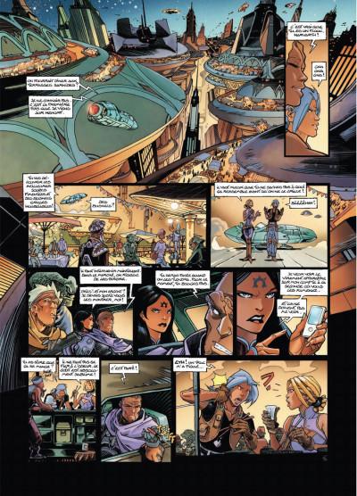 Page 4 les naufragés d'Ythaq tome 10 - Nehorf-Capitol Transit